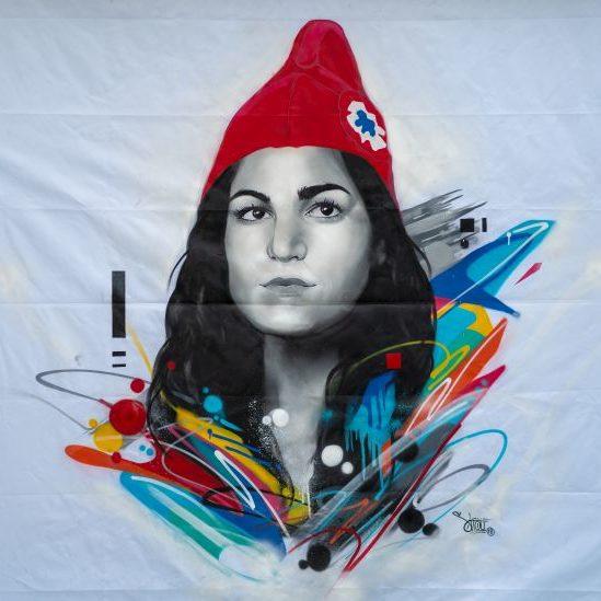 Marie Laguerre Marianne -Sitou graff