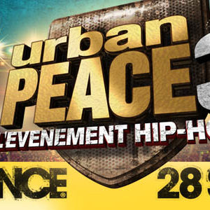 Urban Peace 3 Logo