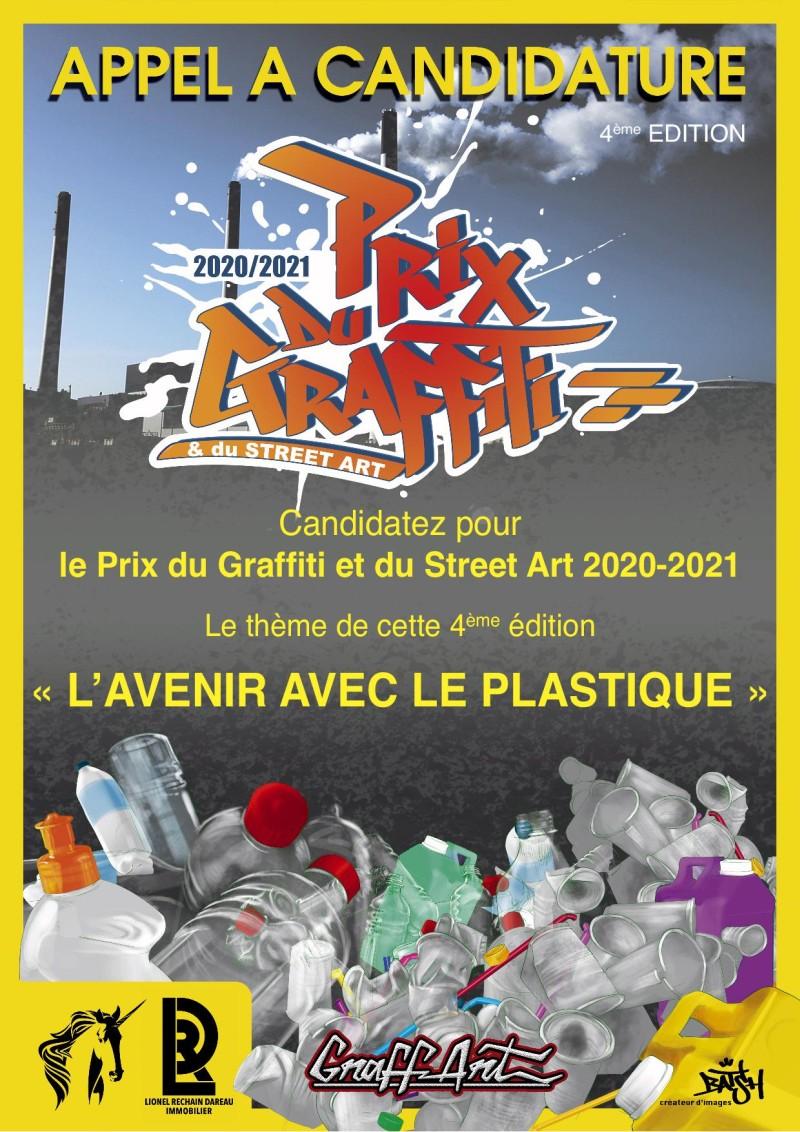 Prix du graffiti 2020