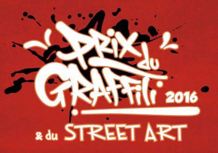 Prix du Graffiti 2016 – Open Graffiti